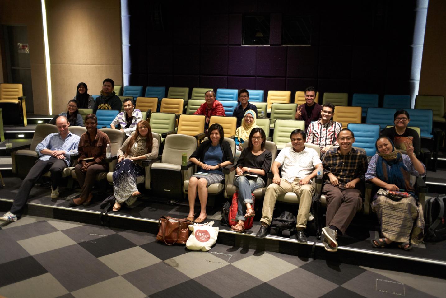 StoryLab Kuala Lumpur Session